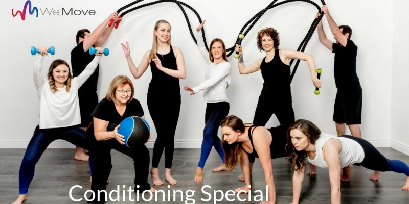 Conditioning Special